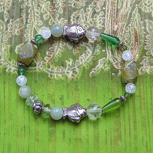 Jade- Stein des inneren Friedens