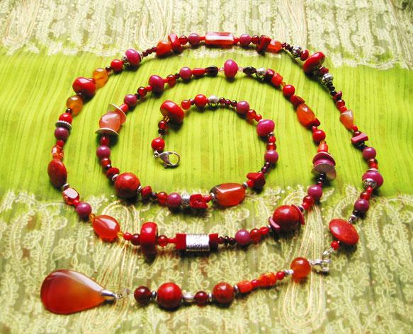 Karneol – Stein der Essenz des Lebens
