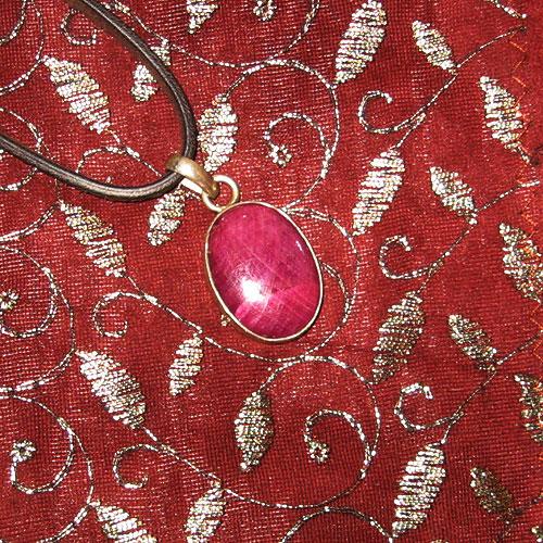 Rubin – der Stein der Königswürde