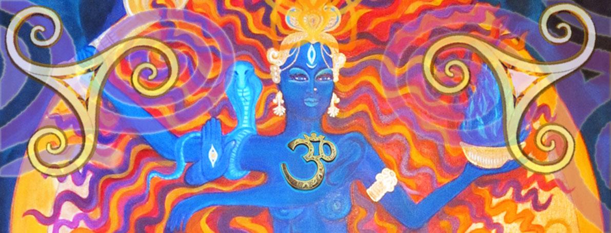 Ich bin der Anfang und das Ende – Göttin der Transformation