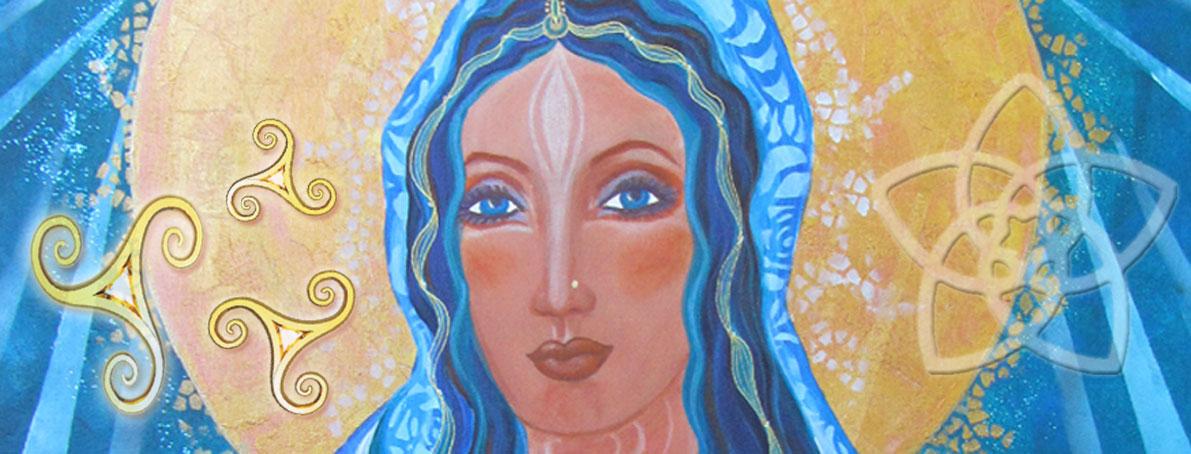 Hexenfest Ostara mit Maria Magdalena