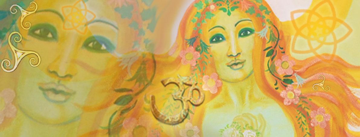 """Sommerfest zu Vollmond """"das heilige Wasser der Weiblichkeit"""""""