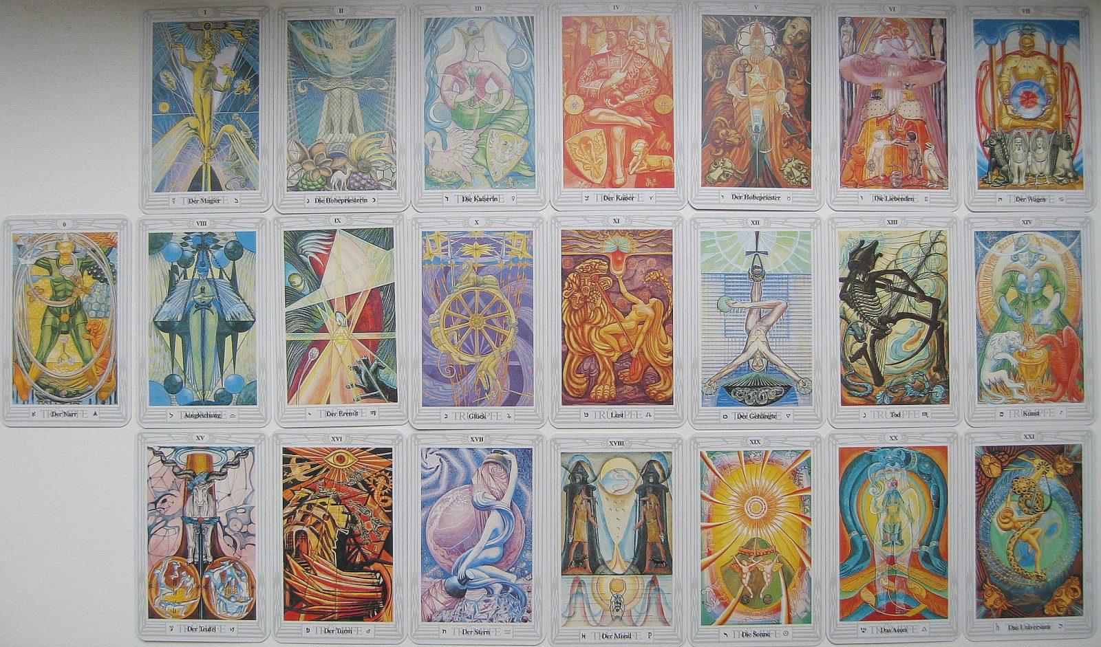 Tarot ist der Königsweg der Einweihung – Wahrheit befreit