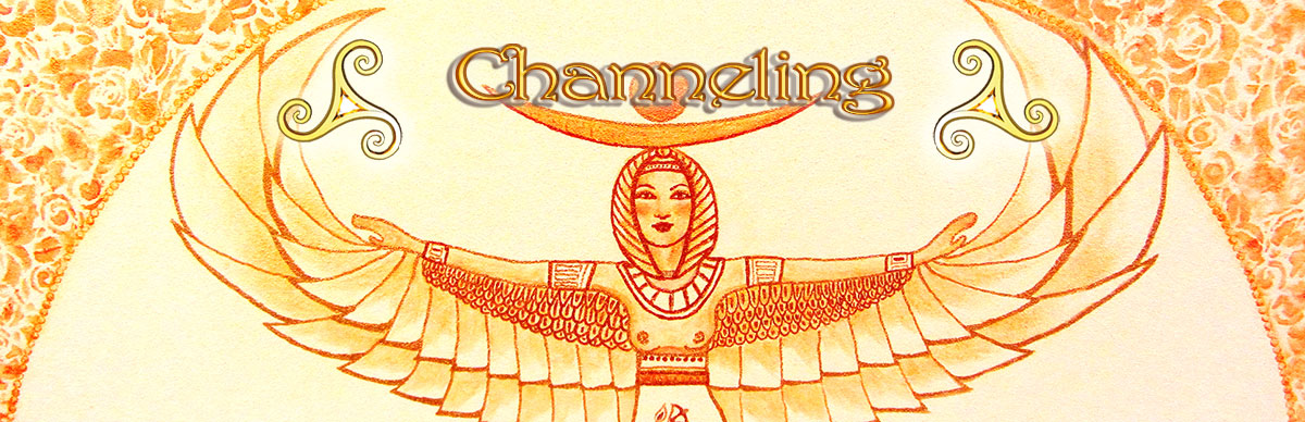 Channeling lernen – Workshop-Programm 2018