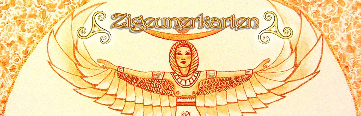 Online Zigeunerkarten lernen