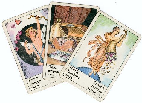 Zigeunerkarten legen lernen – Intensiv-Workshop