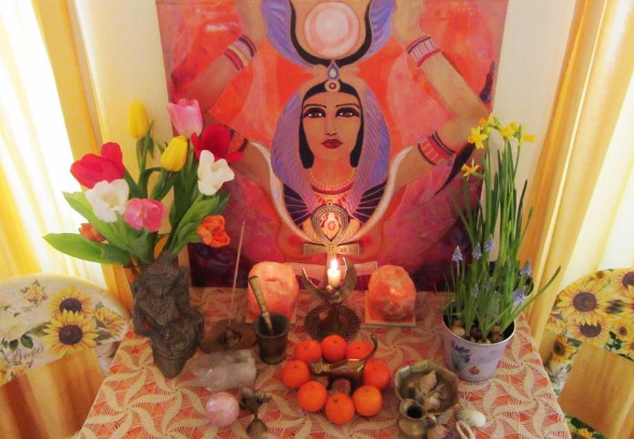 Tarot-Rauhnachts-Orakeln & Ritual