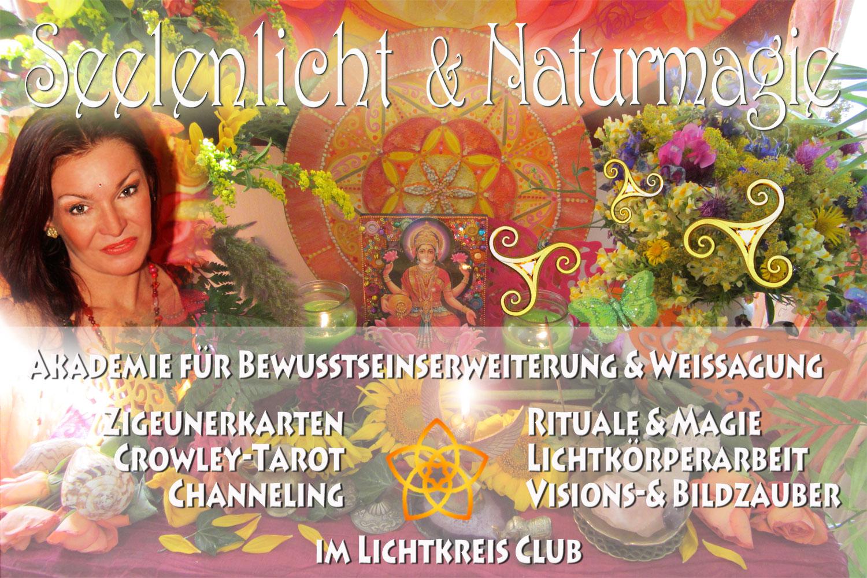 Lichtkreis Akademie für Bewusstseinserweiterung und Weissagung